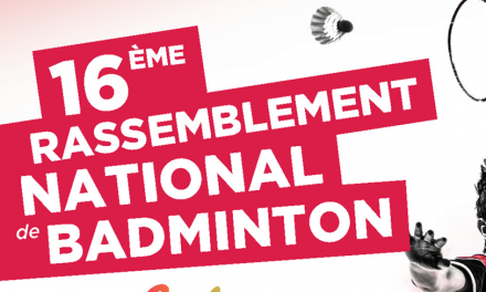 Rassemblement National UFOLEP Badminton 2017