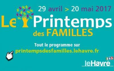 PRINTEMPS DES FAMILLES 2017