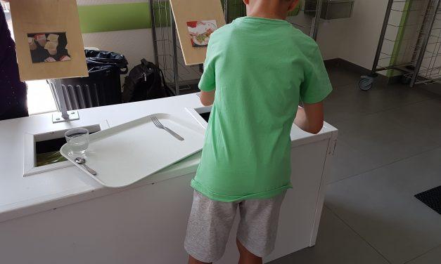 Réduire le gaspillage alimentaire au restaurant scolaire de Salines (école élémentaire de Troarn)