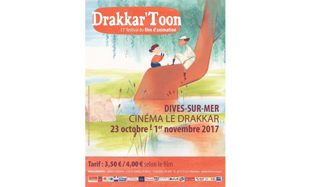 Drakkar'toon, 11e Festival du film d'animation à Dives-sur-Mer